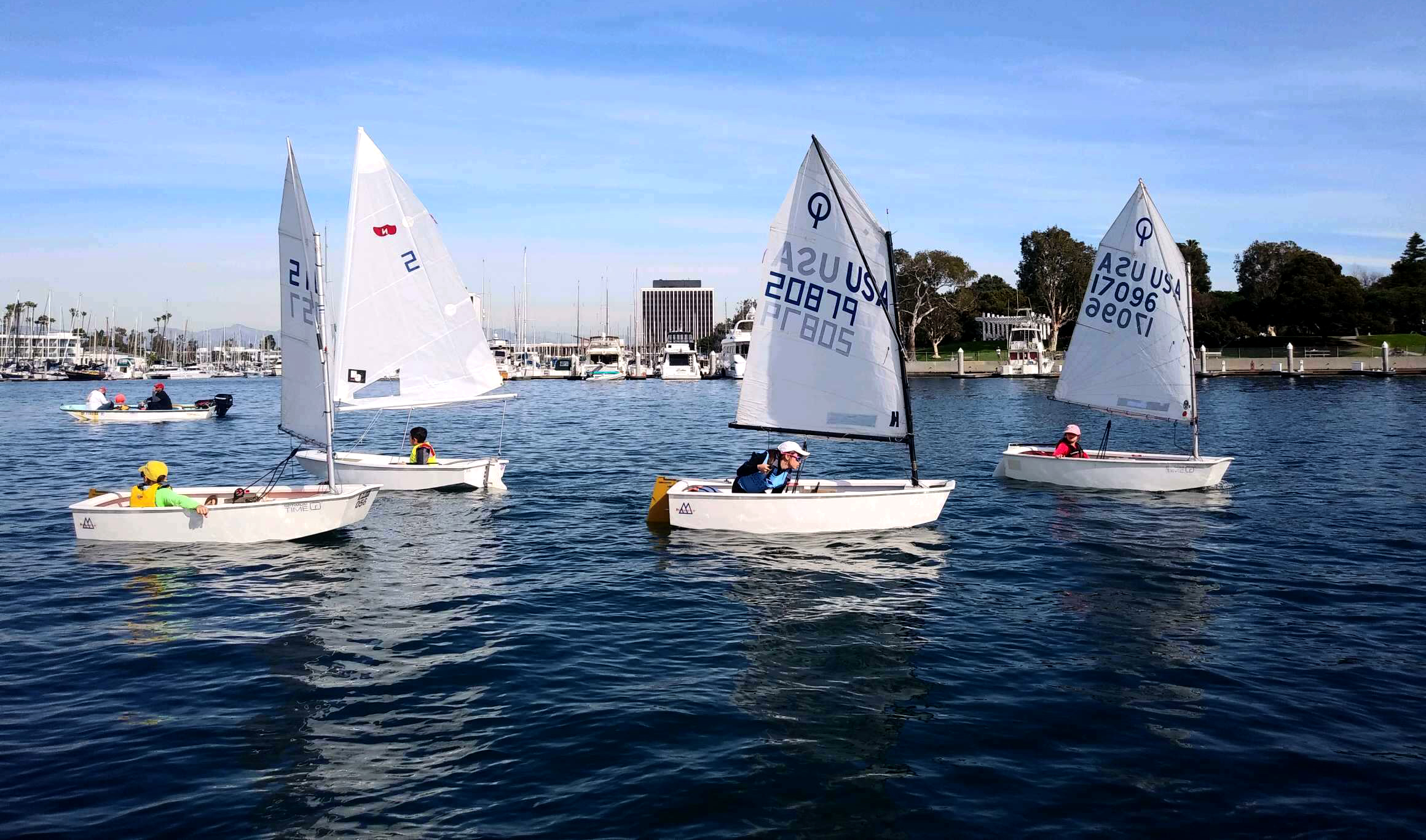 2019 Super Bowl Charity Regatta -