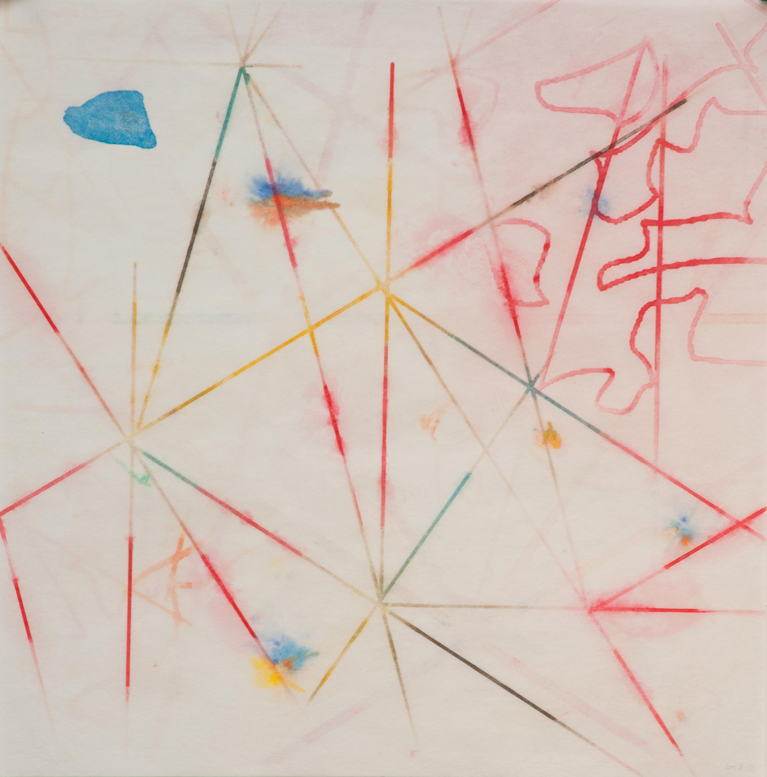 "José Maria Sicilia   ""Untitled""Monotype Solar Plates. 10 x 11"""