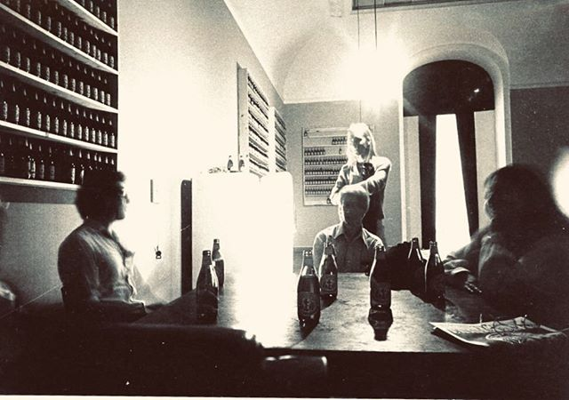 """""""The Act Of Drinking Beer with Friends is the Highest Form of Art"""" 1979 Tom Marioni SFMoma. #installationart #reallifeandart #noobjects #nopictures #actionart #relationalaesthetics #conceptualart"""