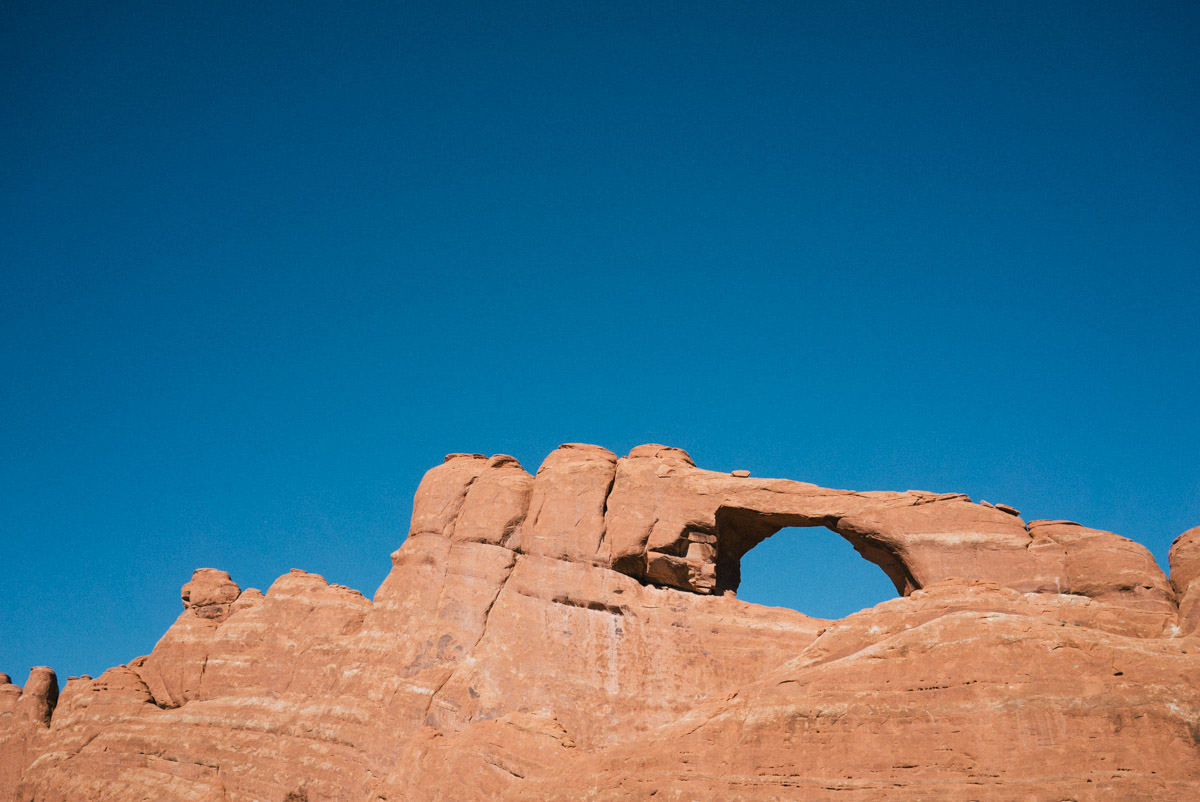 Arches National Park in Moab