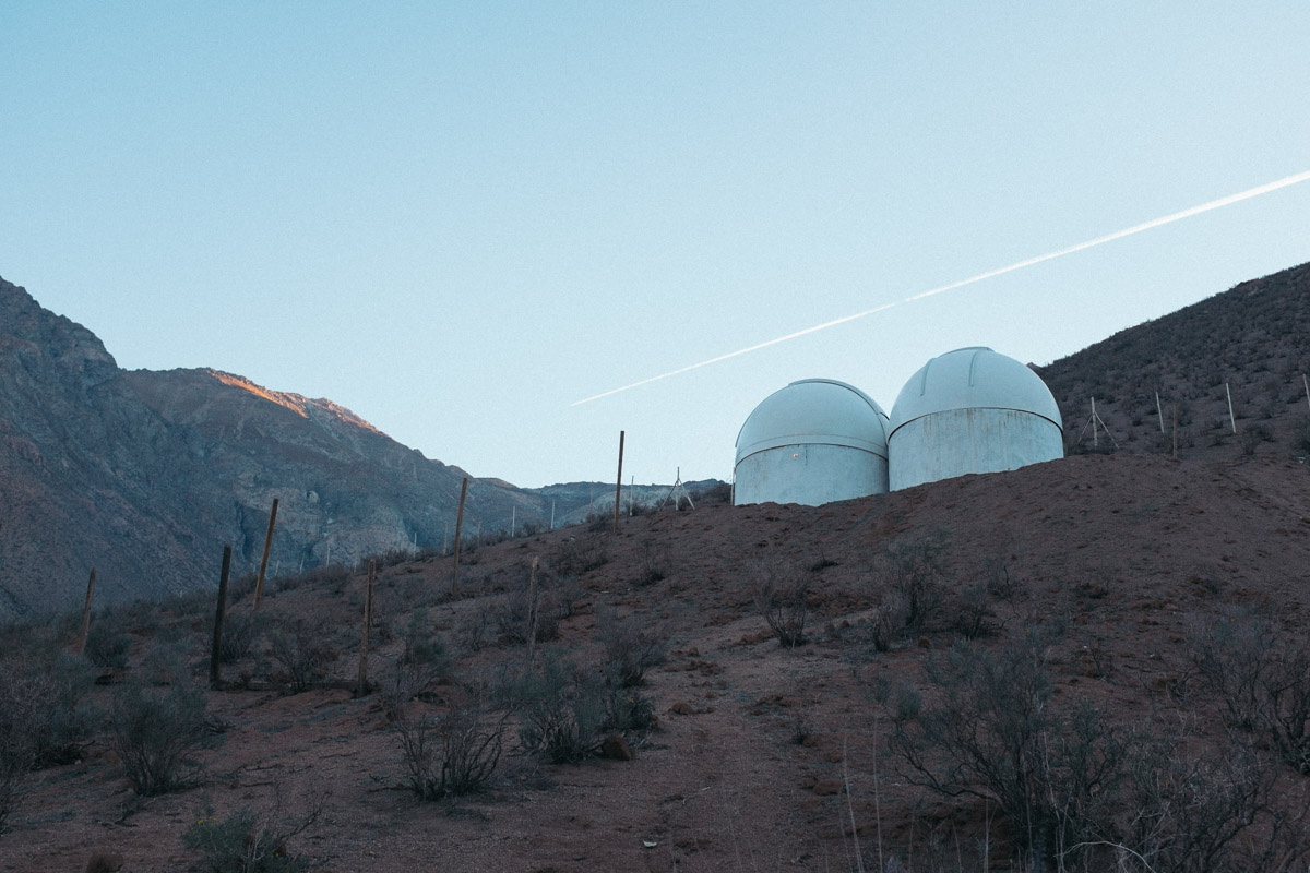 The Elqui Domos have their own observatories at the very top of the property.