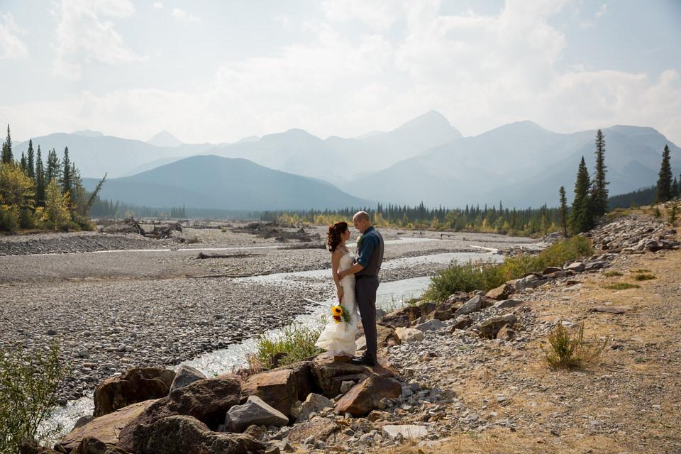 Kananaskis Wedding Photographer