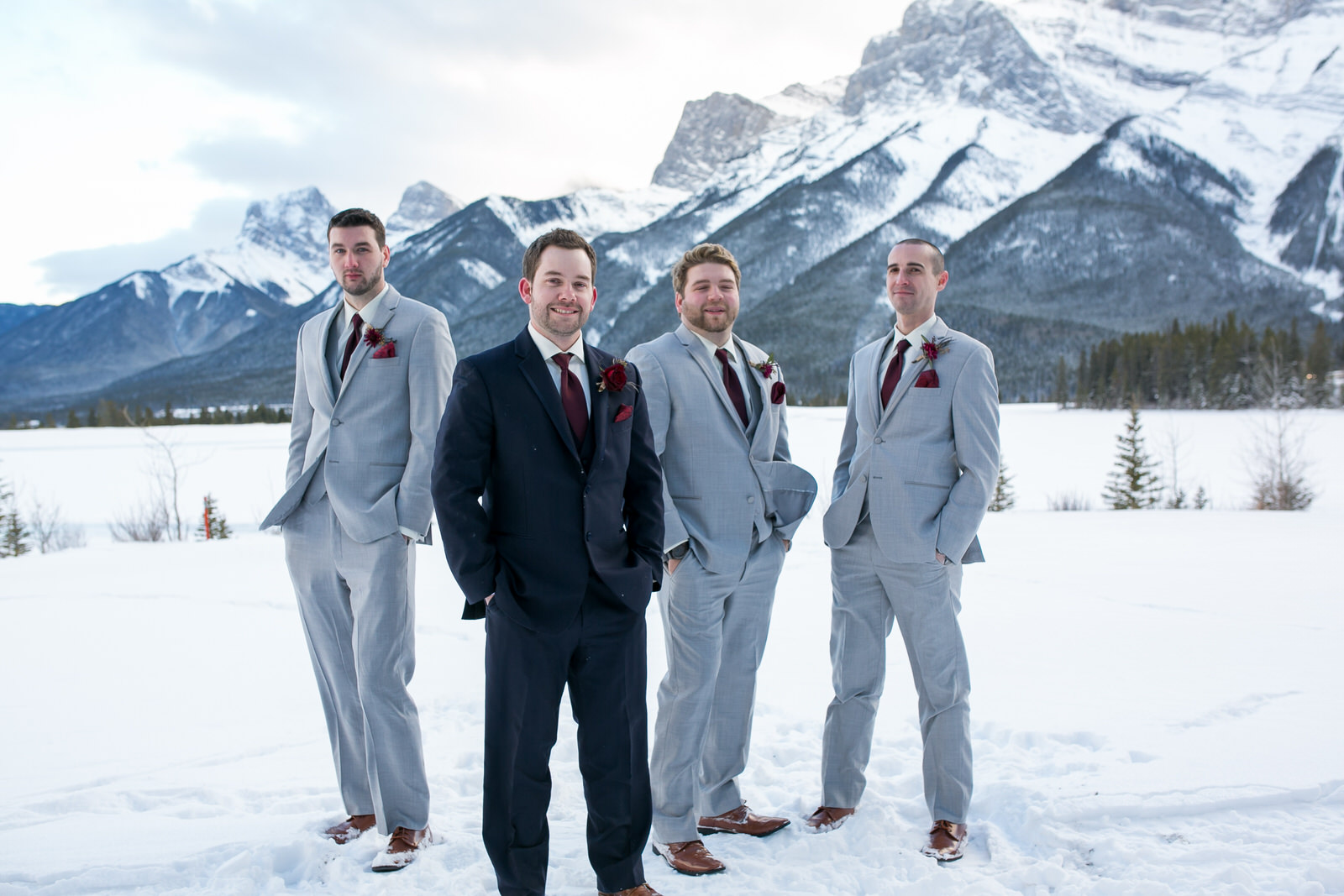Wedding Silvertip Resort Canmore