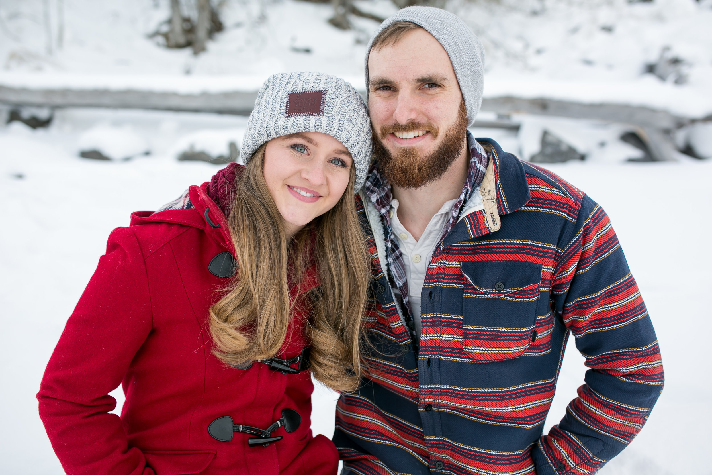 Engagement Photos Banff, AB