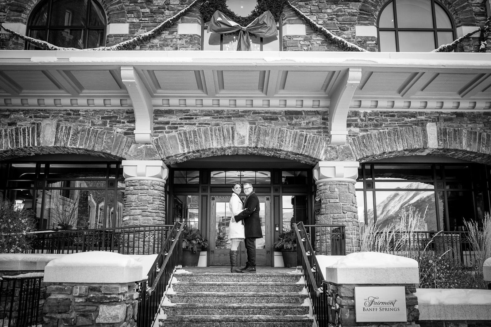 Best Elopement Wedding Photos Banff