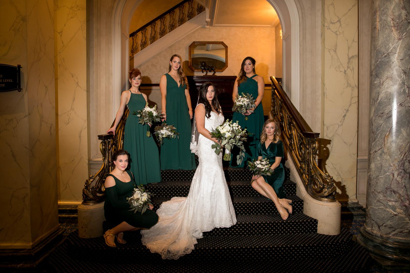 Wedding Photos Fairmont Palliser Calgary