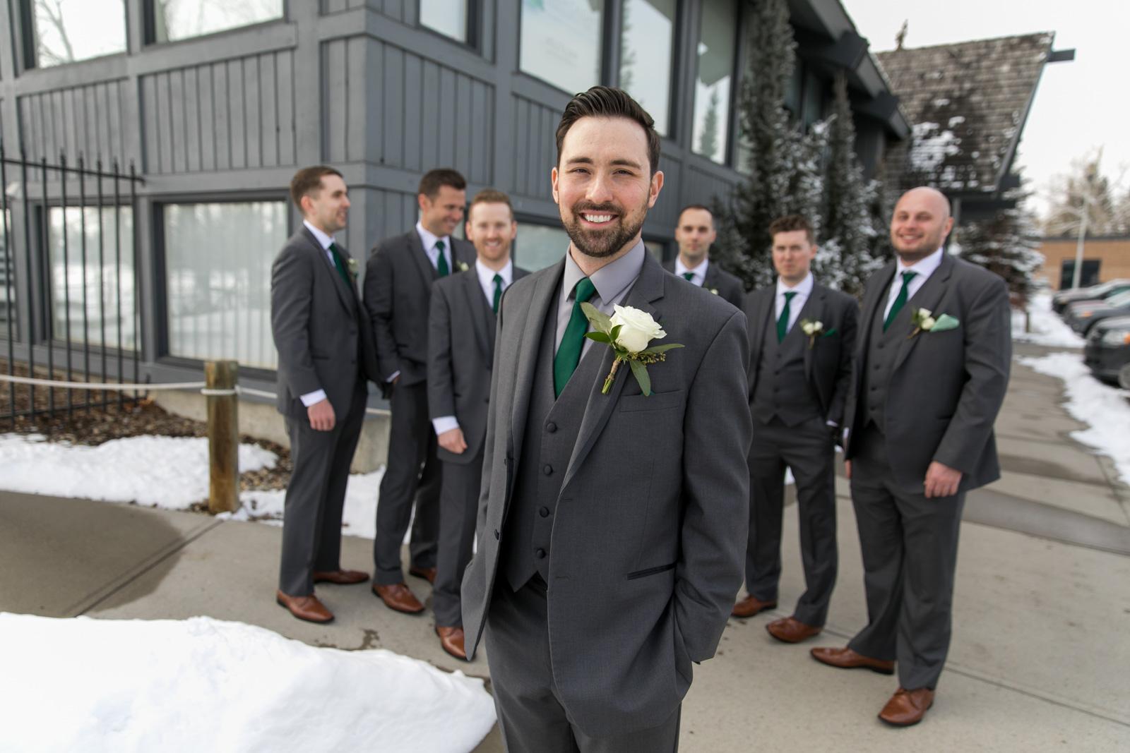 Wedding Lake House Calgary