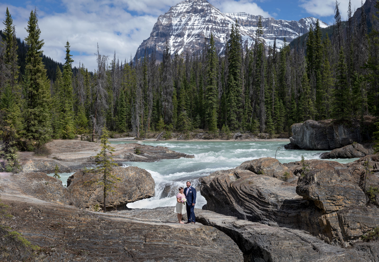 Elopement Emerald Lake