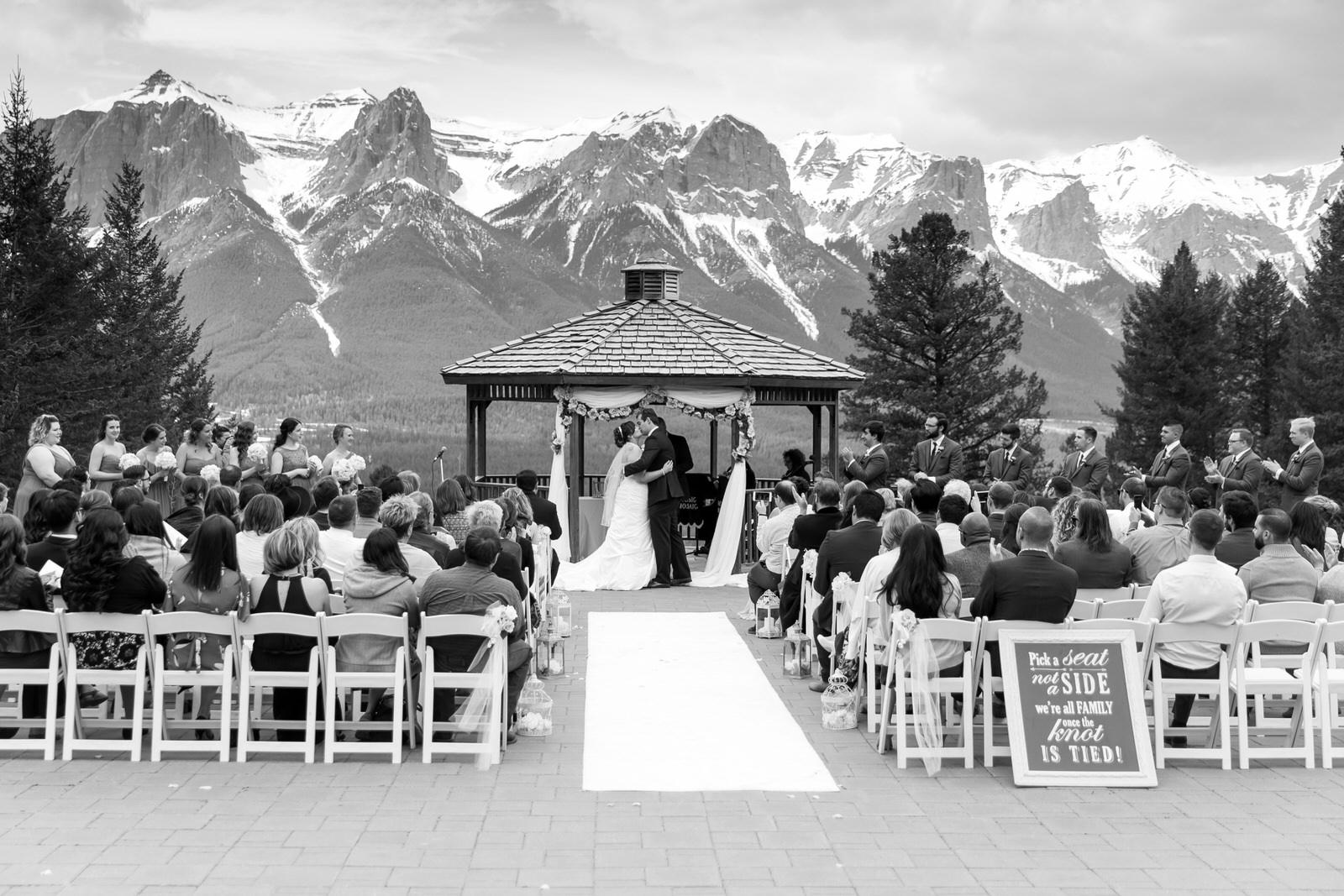 Silvertip Resort Wedding in Canmore