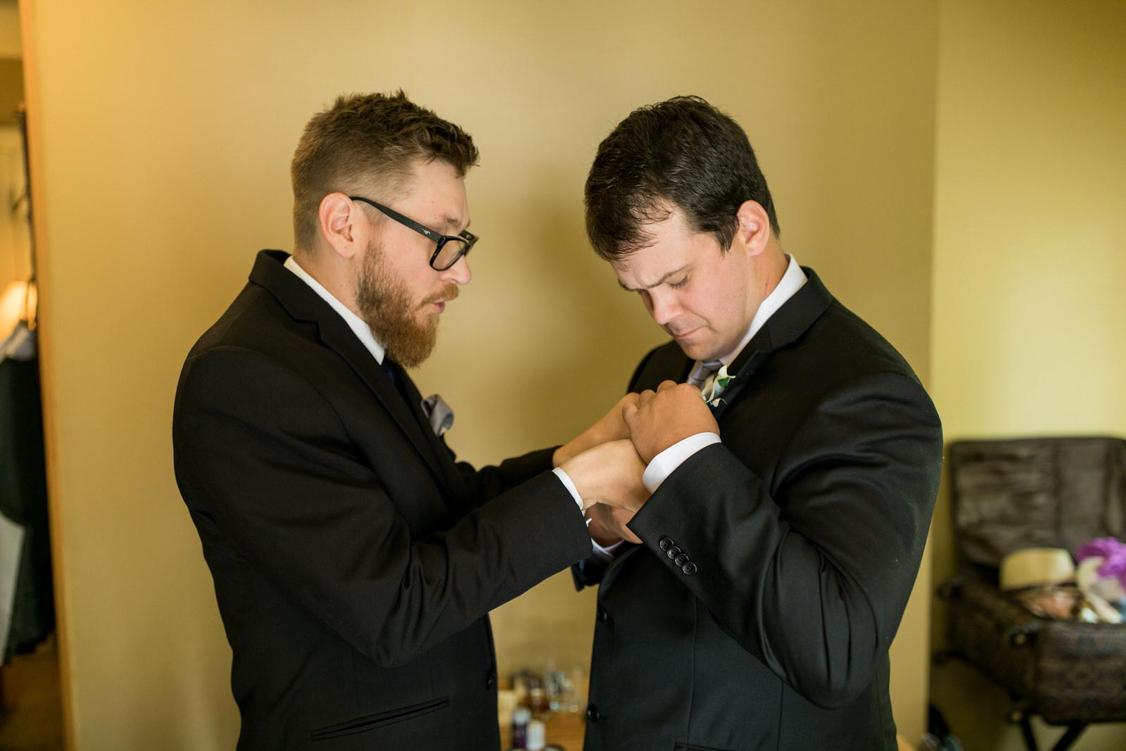 Emerald Lake Wedding Photographer