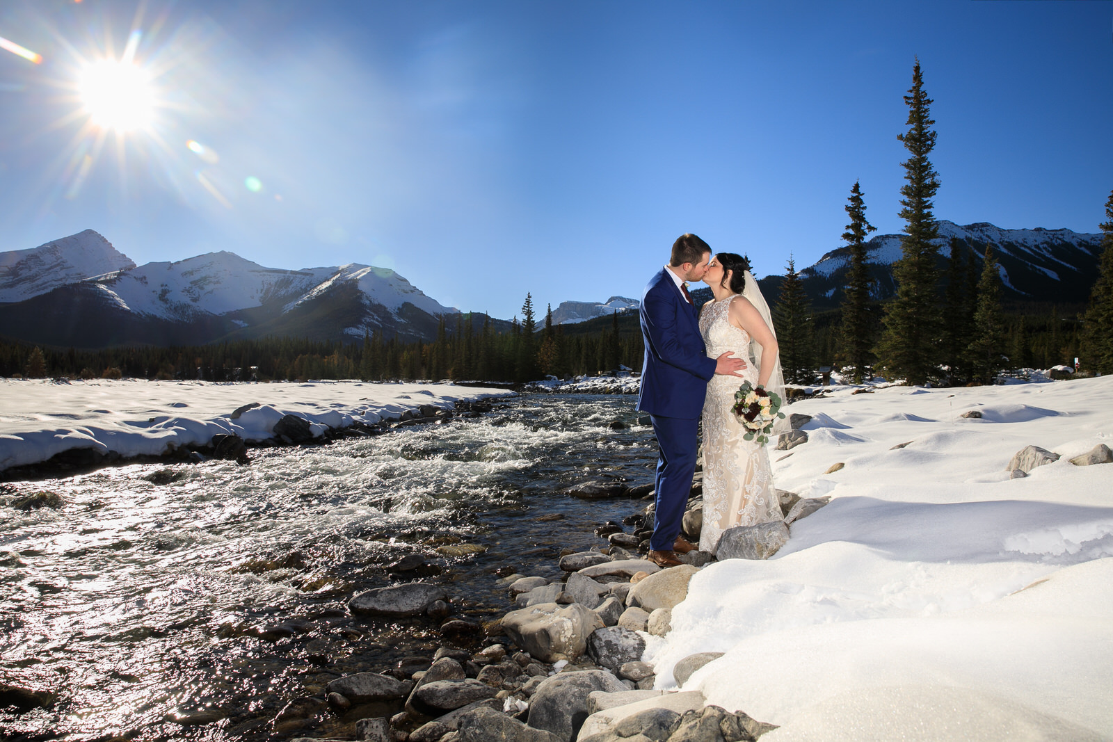 Bragg Creek Wedding Photographer