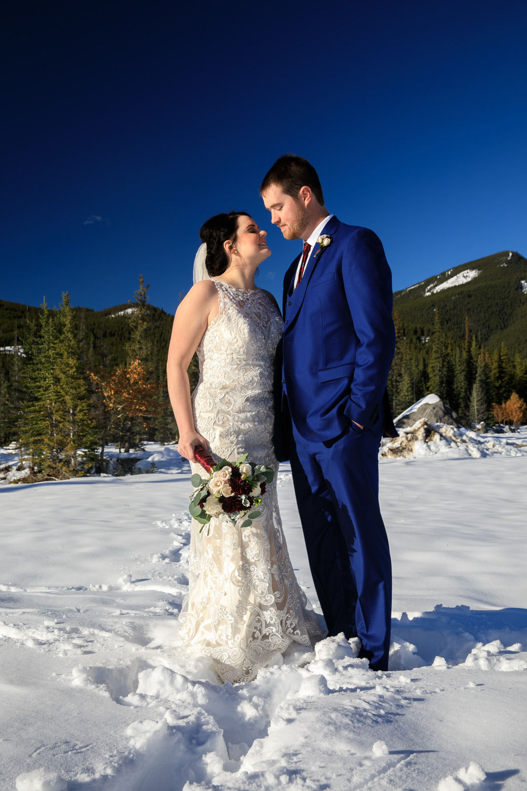 Bragg Creek Wedding Photographer