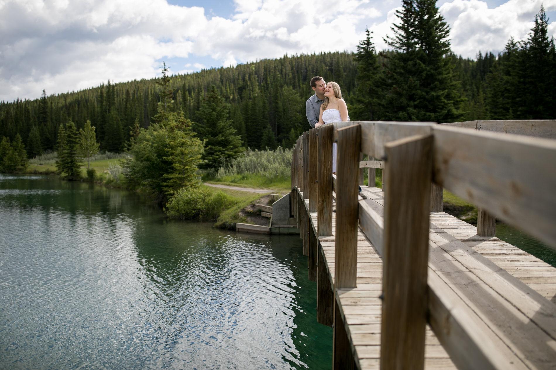 Engagement Photos Banff National Park