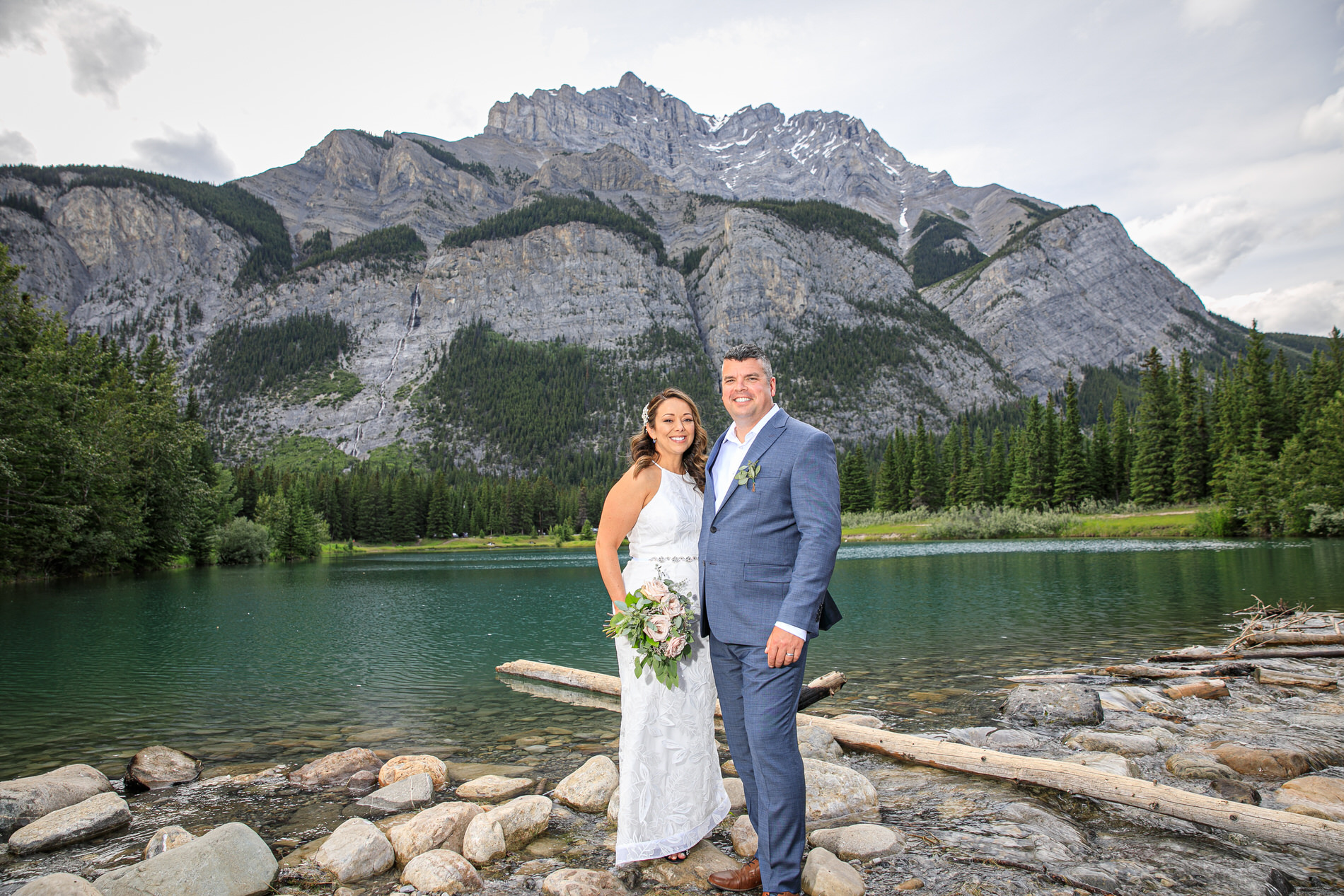 Elopement Photographer Banff