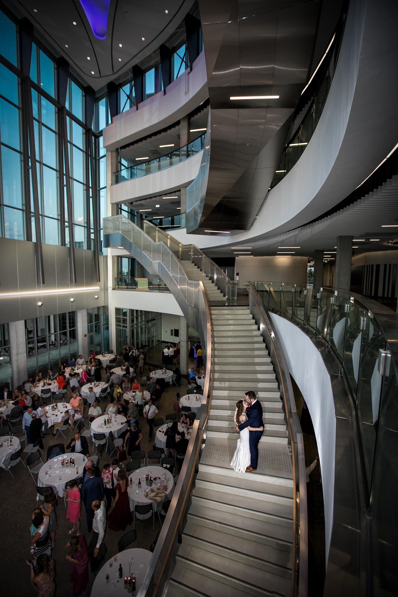 NAIT Centre Wedding Edmonton