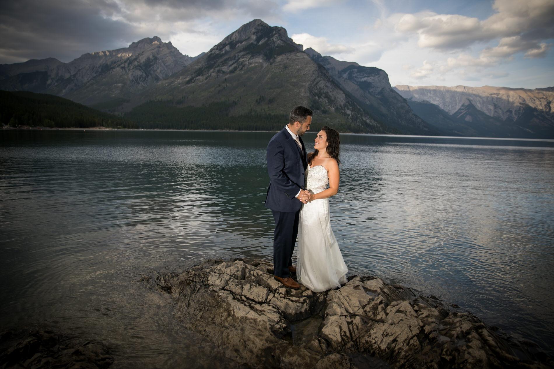 Banff Wedding Photographer