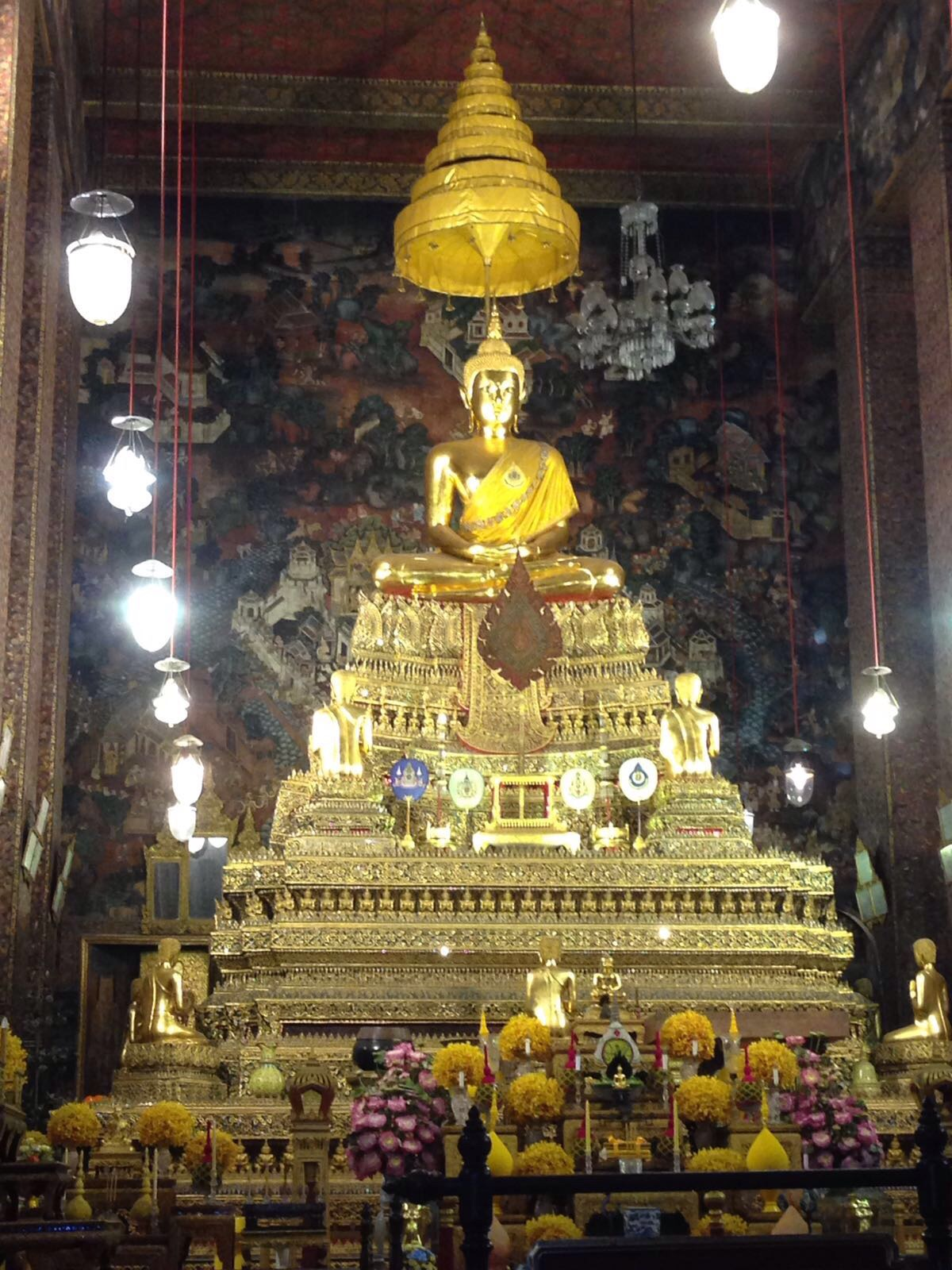 The Gold Buddah