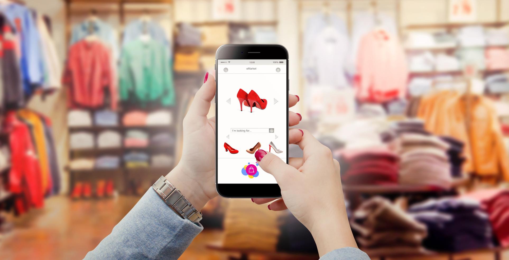 Ist Ihr Webshop bereit, für ein mobiles Einkaufserlebnis?