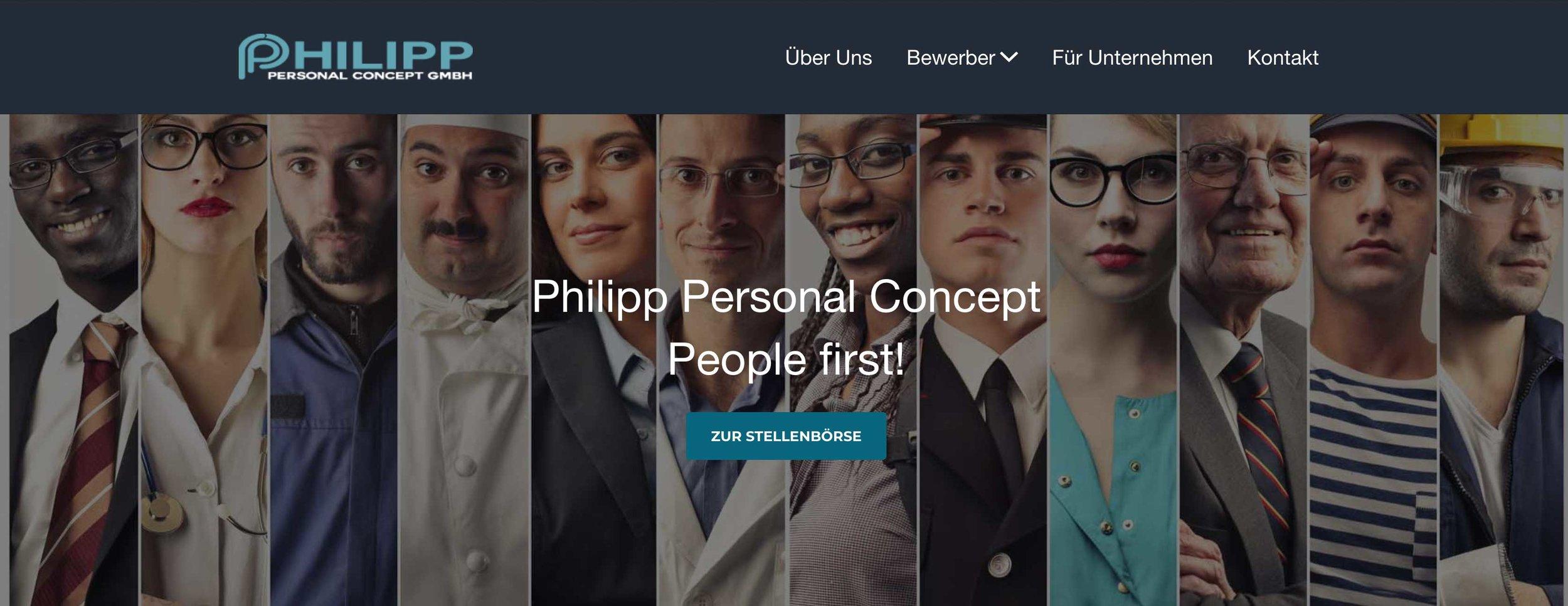 Philipp Personal Concept