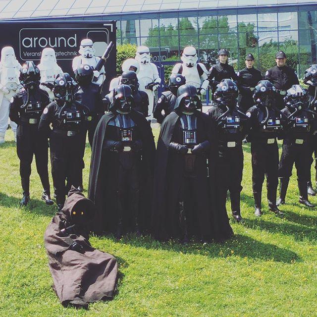 May the 4th be with you - always  #carbonite #starwars #maythe4th #starwarsnerd #köln #Bonn #happyworldstarwarsday #hansolo #frozen #galaxy #metal #mayday #corellian #smuggler #jabbathehutt #koblenz #nerdcave #fedcon #comiccon
