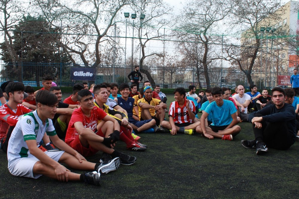 Football for All -