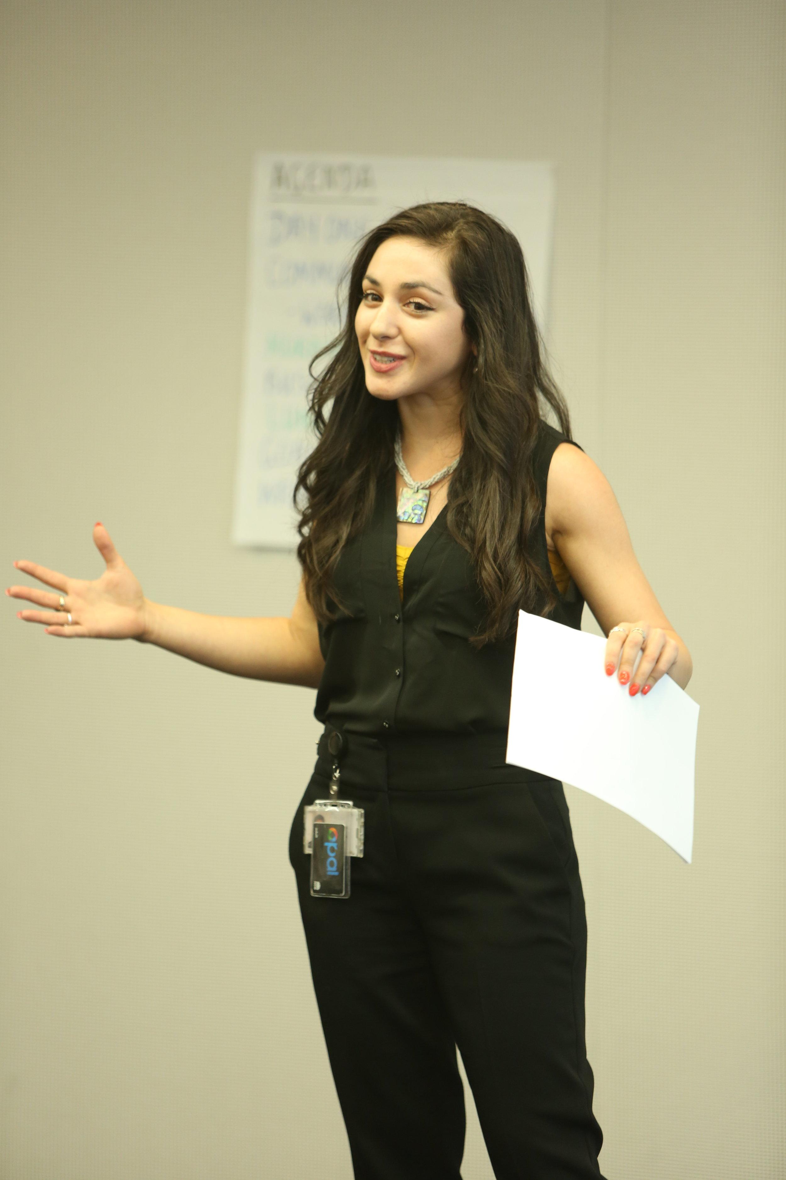 Presentation, CareerSeekers