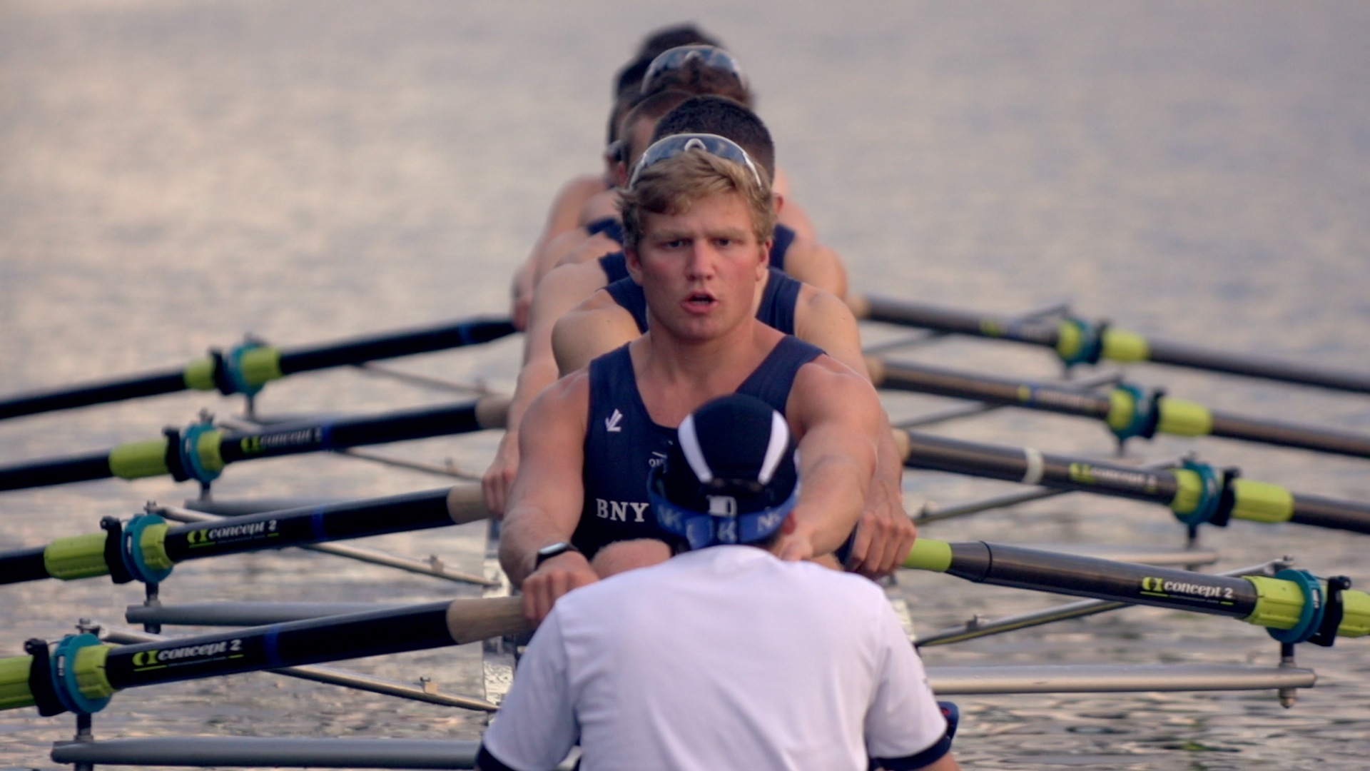 Constantine Louloudis heads up the Blue Boat in our Boat Race series