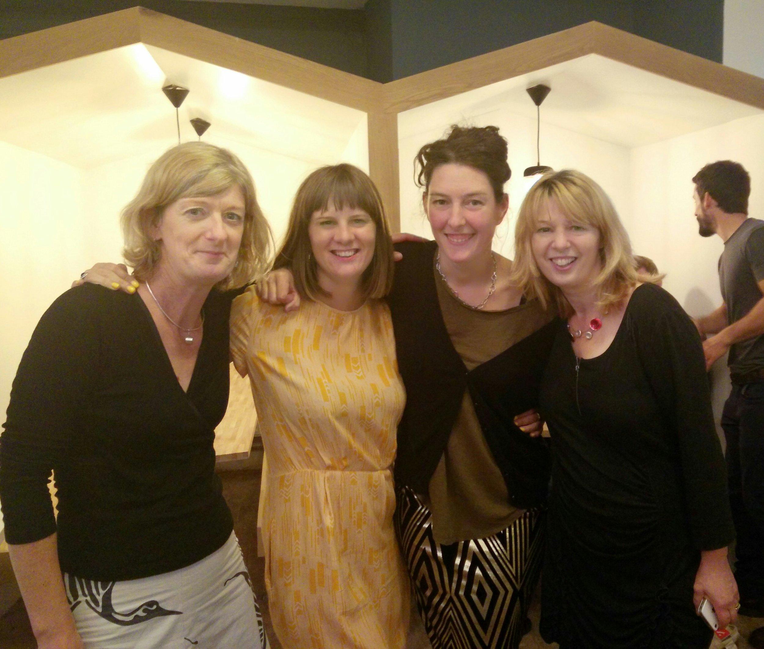 women in business in nottingham at think social enterprise