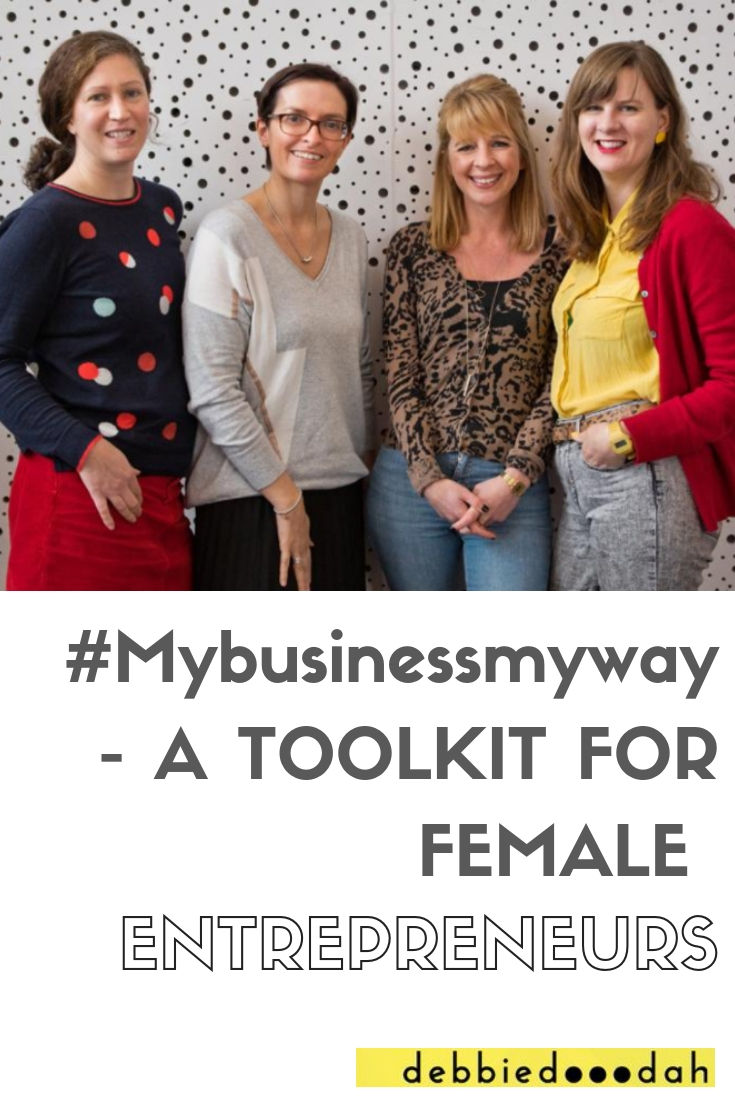 #Mybusinessmyway - A Toolkit for Female Entrepreneurs