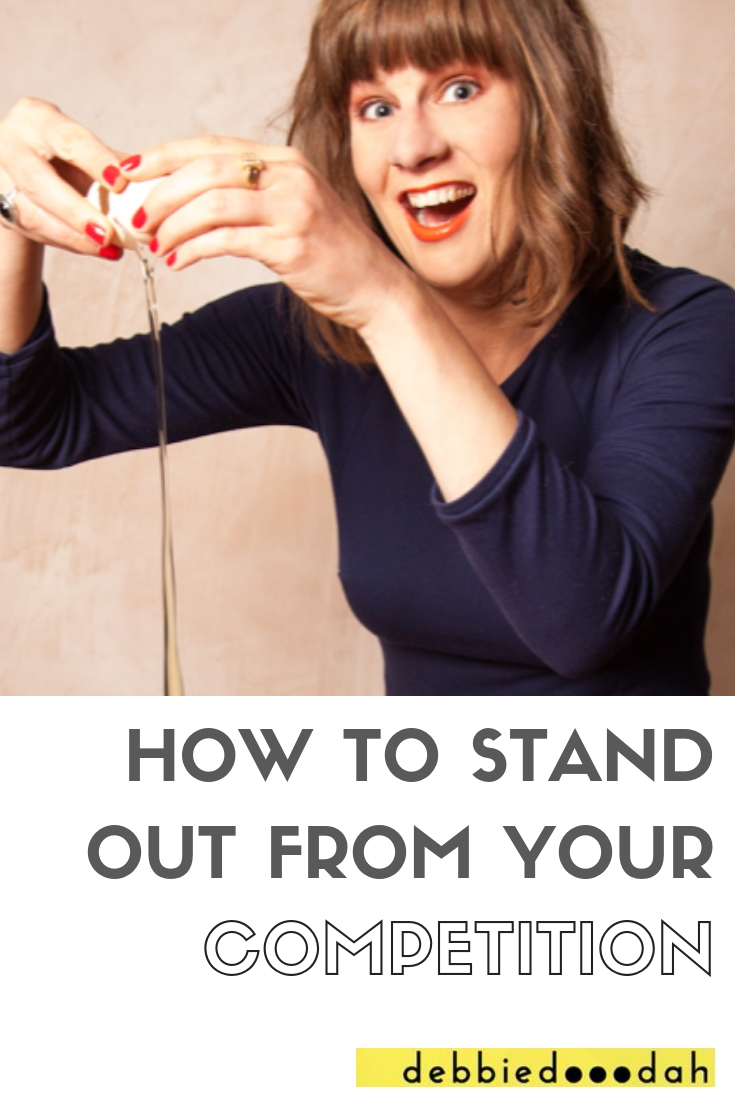 How to Stand Out from Your Competition