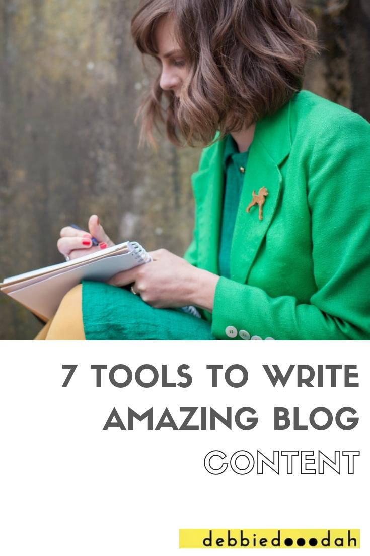 7 WAYS TO WRITE AMAZING BLOG CONTENT.jpg