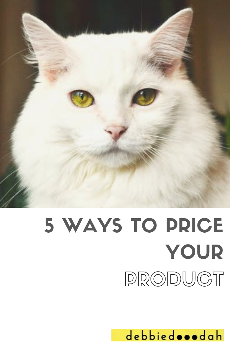 5 WAYS TO PRICE YOUR PRODUCT.jpg