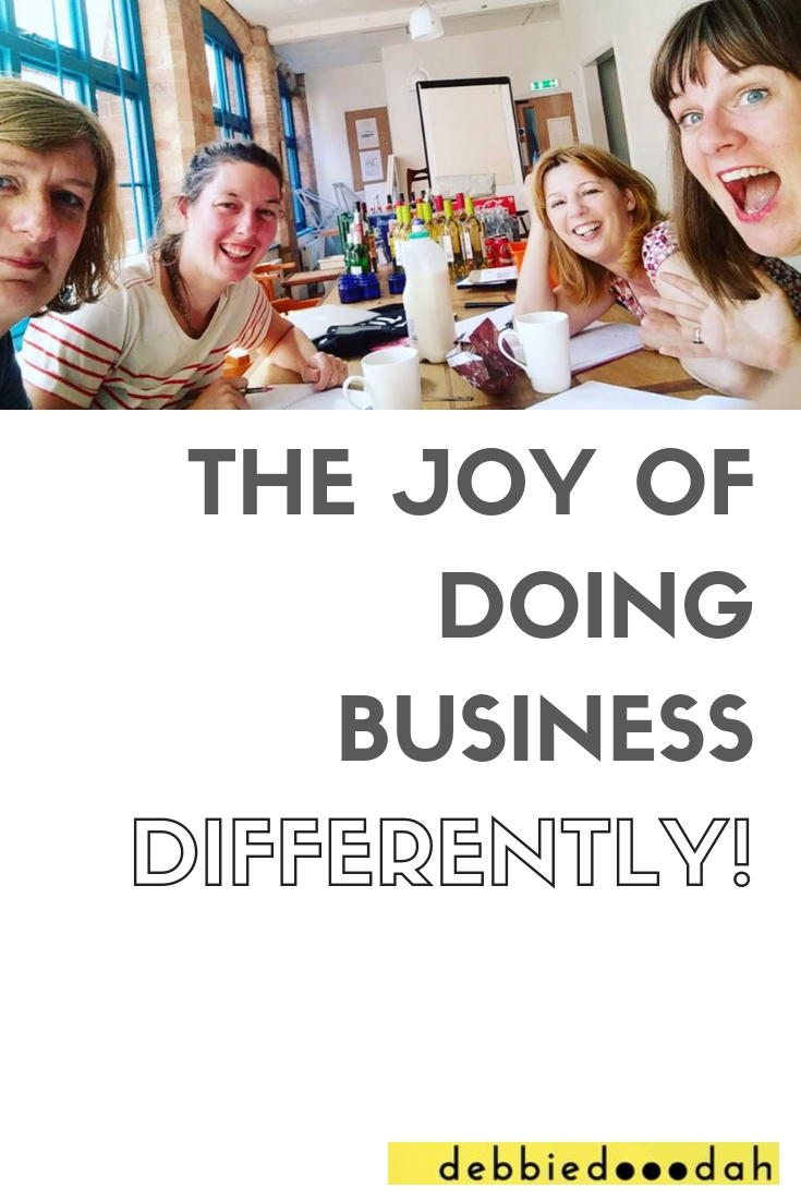 THE JOY OF DOING BUSINESS DIFFERENTLY.jpg