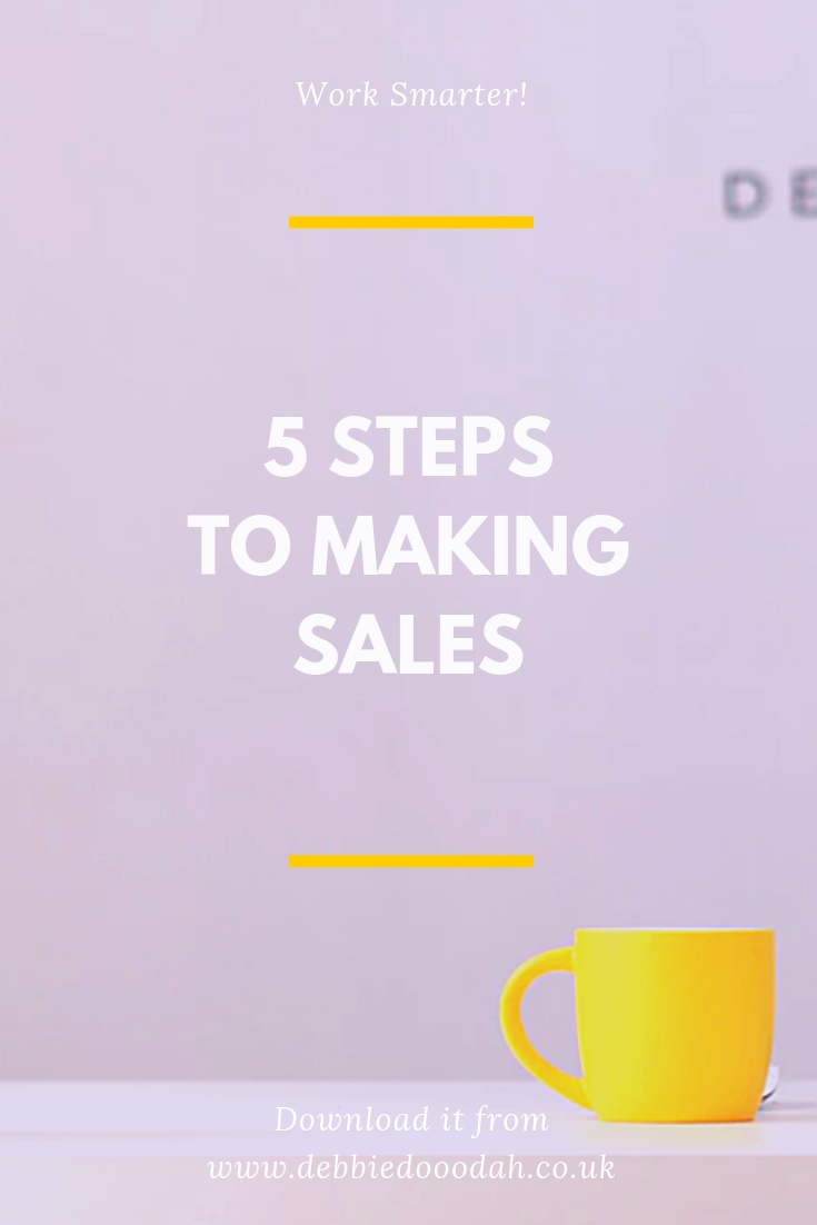 The 5 Steps To Making Sales.jpg