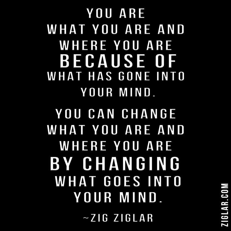 If you're not willing to change what's in your mind, you will stay exactly where you are. If you make the effort to change what's in your mind, you will go farther than you've ever gone before - Jodi Watkins