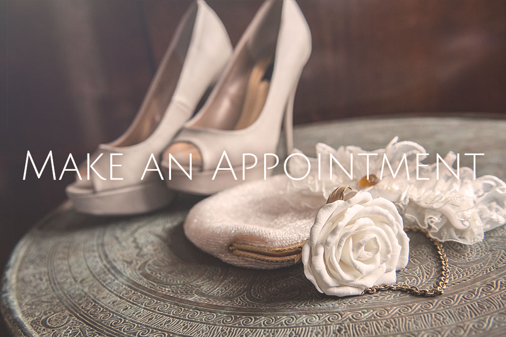 make an appointment. We offer flexible appointment times during the day, evenings, weekends and even bank holidays.