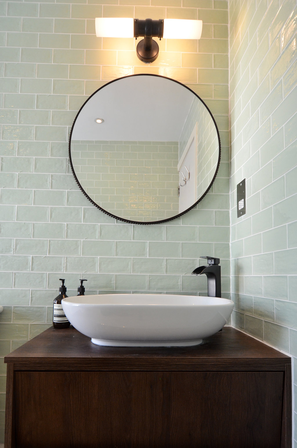Luxury bathroom refurbishment and interior design, Highbury N5 - North London