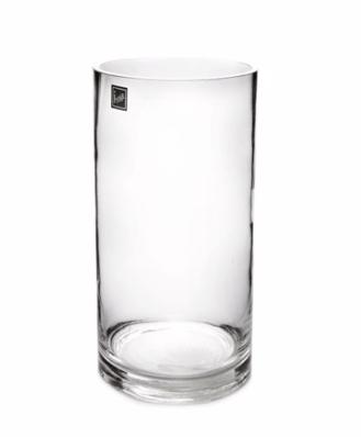 Glass Cylinder Vase 9cm x 16cm