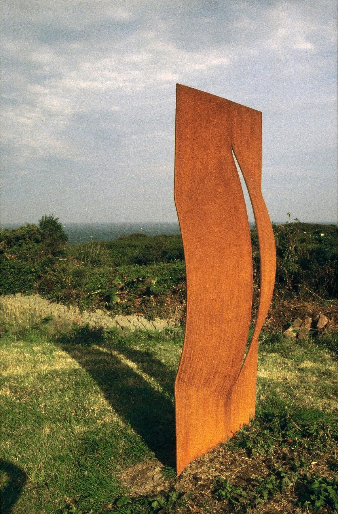 'A Small walk no 5' garden installation