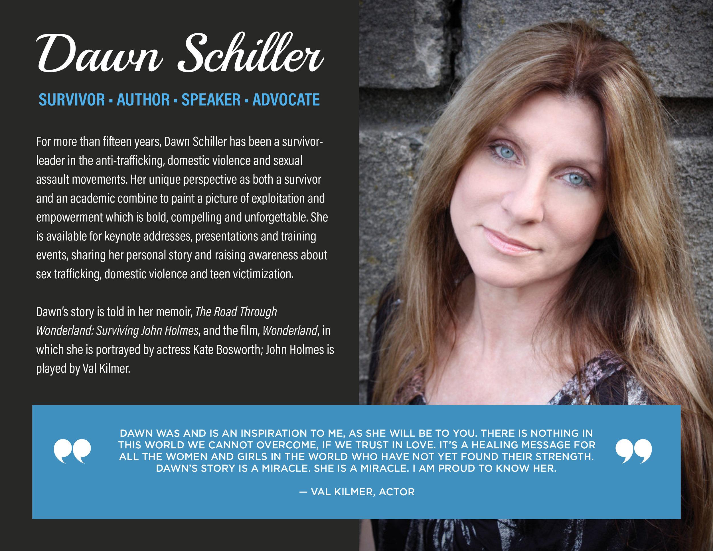 Dawn Schiller speaker one sheet front.jpg