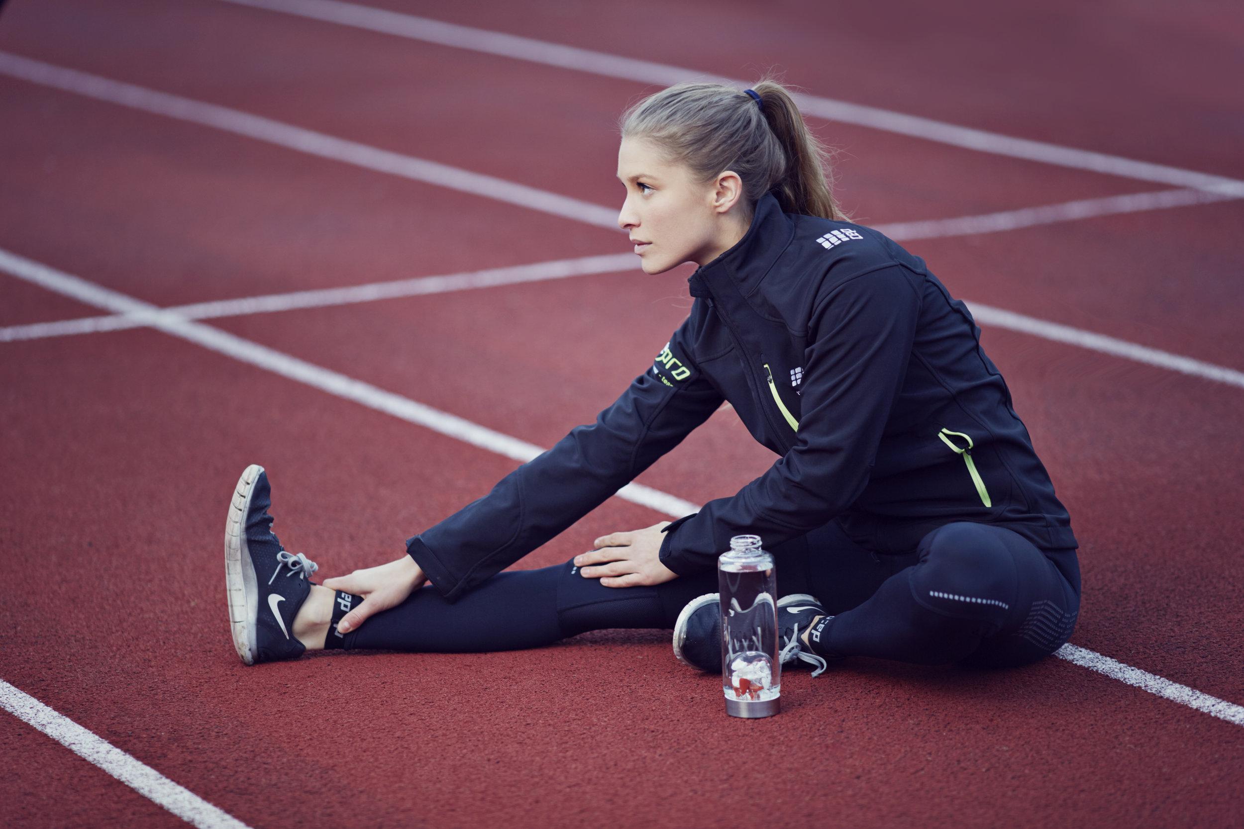 VitaJuwel - GemWater Bottle with Fitness GemPod