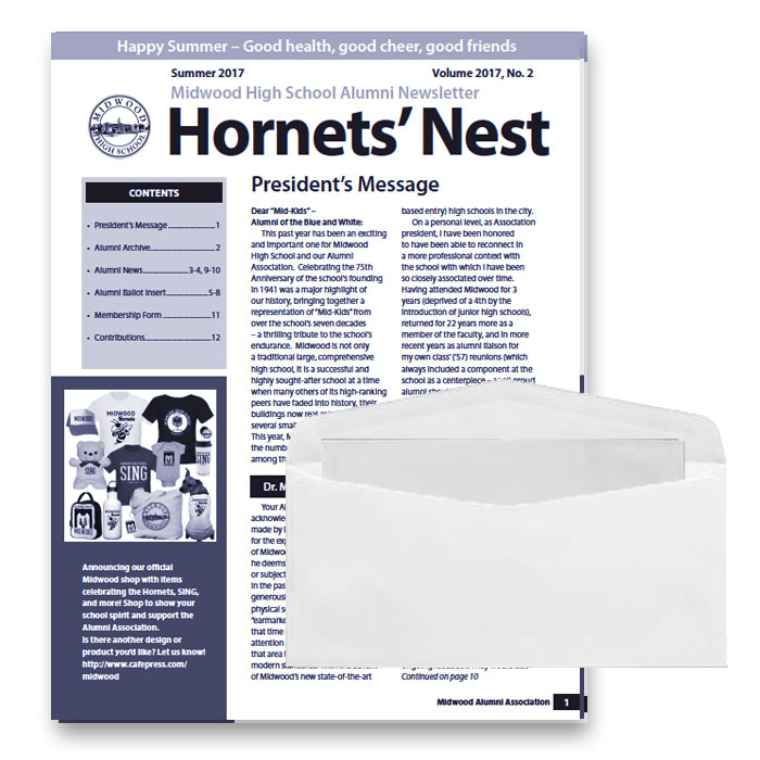 Click to view the new  Hornets' Nest