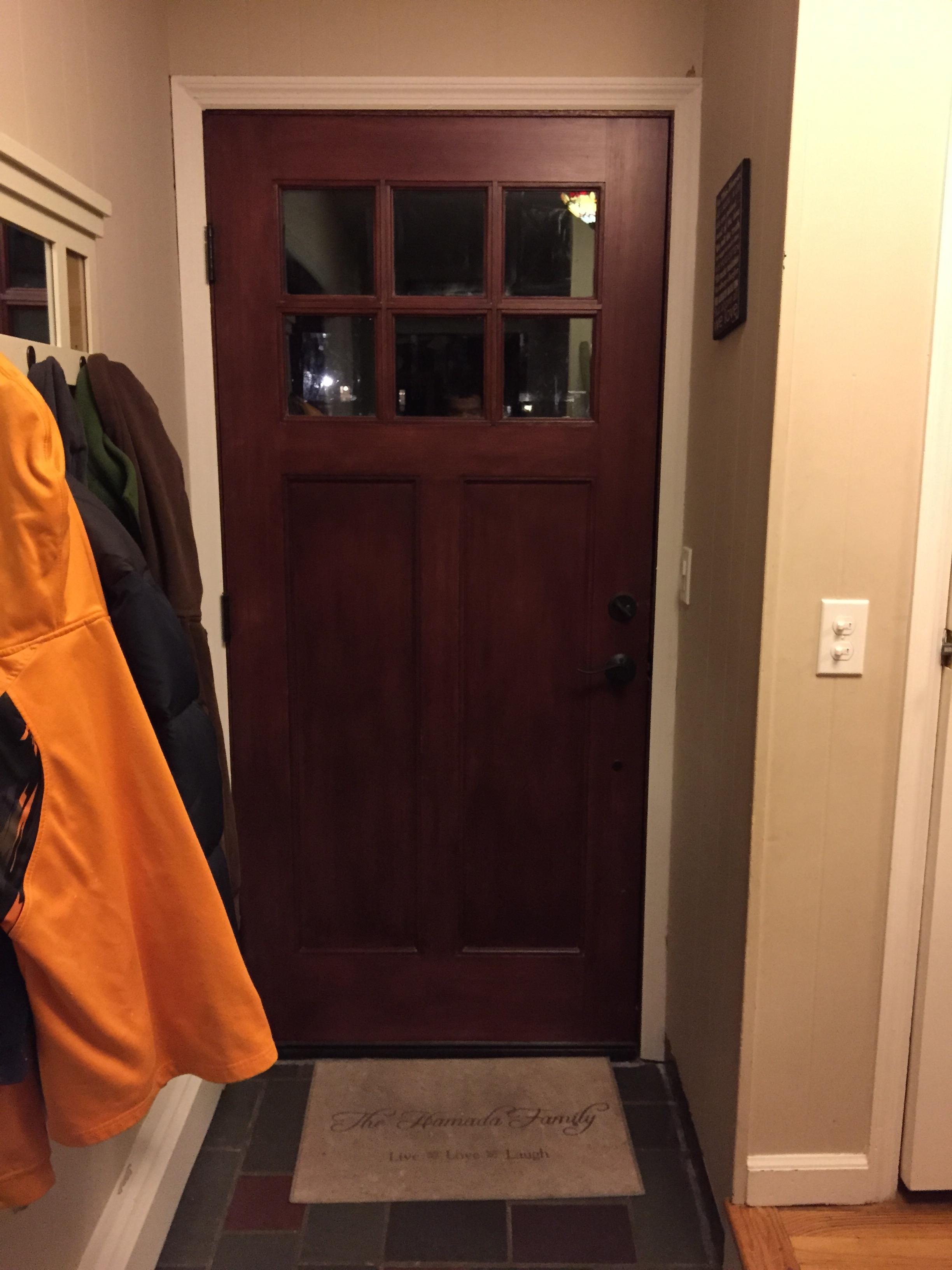 ThermaTrue Door