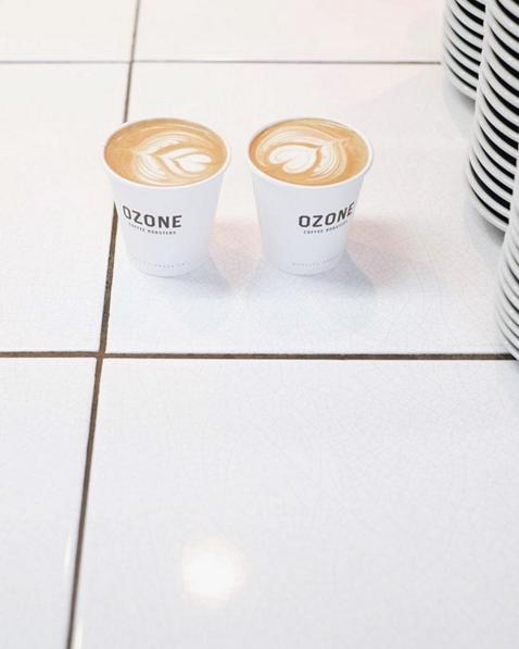 © Instagram / @ozonecoffeeuk