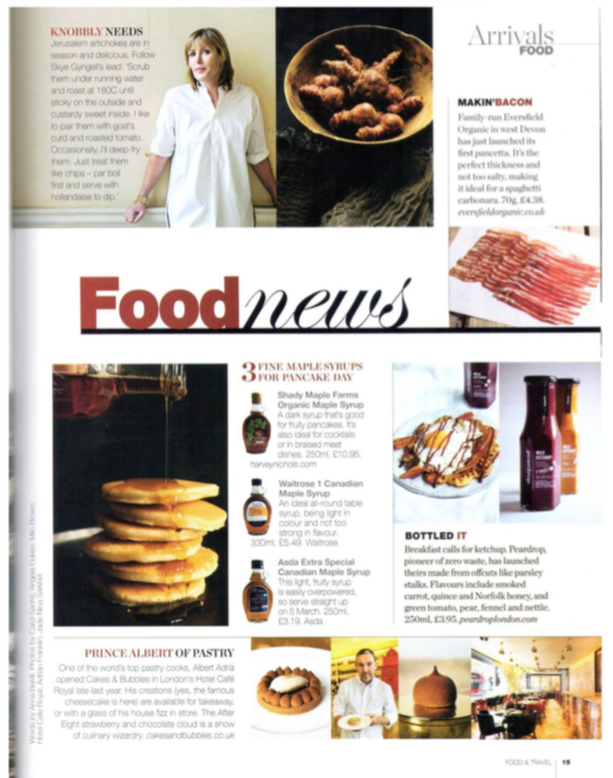 Food & Travel Magazine, February/March 2019