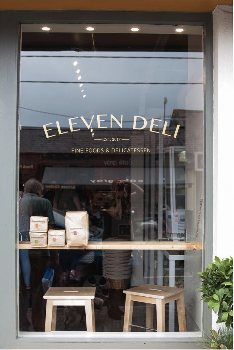 ELEVEN DELI, Greystones, Ireland   Calling all Greystonians - it's time to up your ketchup game!  We're so happy to be spreading the ketchup love all the way across the Irish sea.  Watch this space for more Irish stockists …