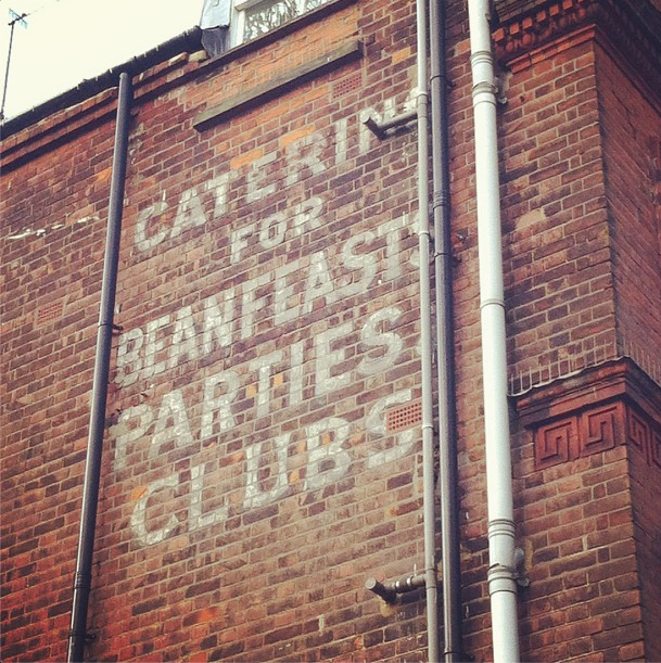 J Howells Ghost Sign 3