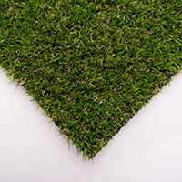 30mm Fairford is a natural look grass with a mix of realistic fibres. The base is curled for extra comfort and bounce.