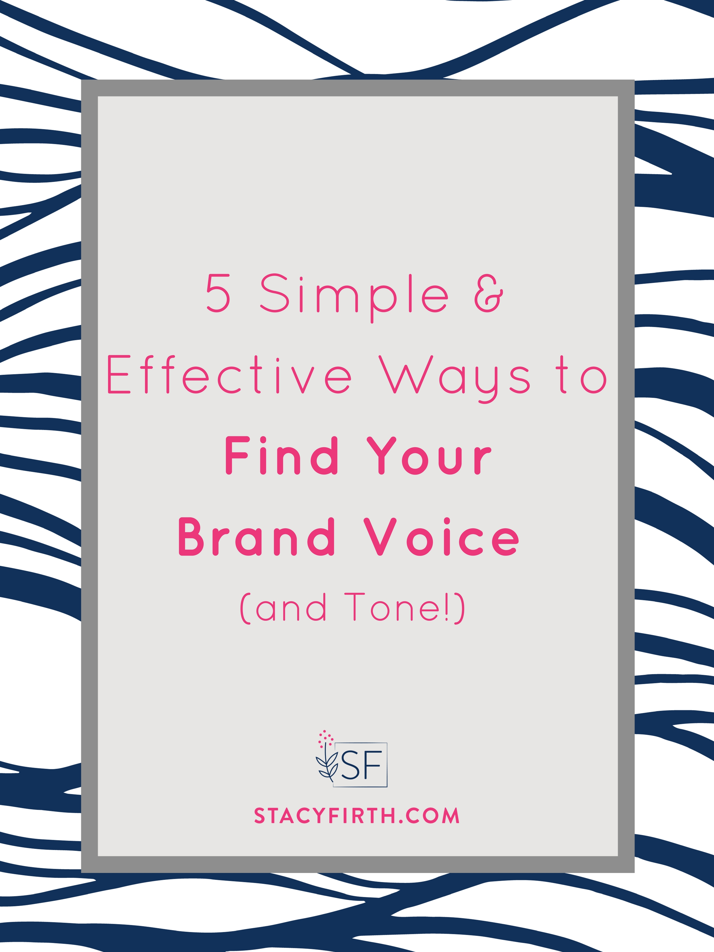 If you're trying to create #allthethings, but feel like your content is all over the place, take a step back and work on your brand voice and tone before you write another word.