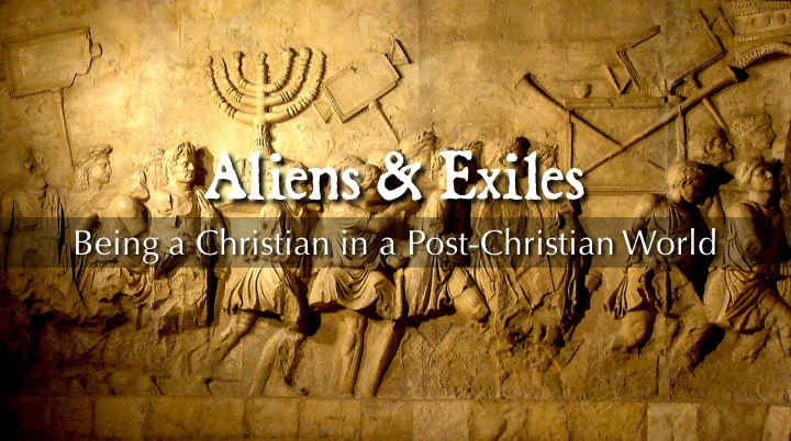 Aliens & Exiles — 2016 Sermon Archives
